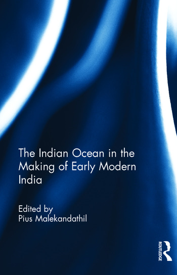 The Indian Ocean in the Making of Early Modern India book cover