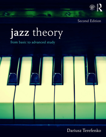 Jazz Theory From Basic to Advanced Study book cover