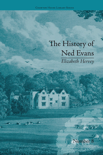 The History of Ned Evans by Elizabeth Hervey book cover