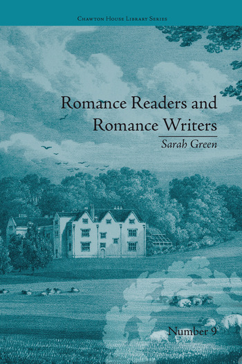 Romance Readers and Romance Writers by Sarah Green book cover