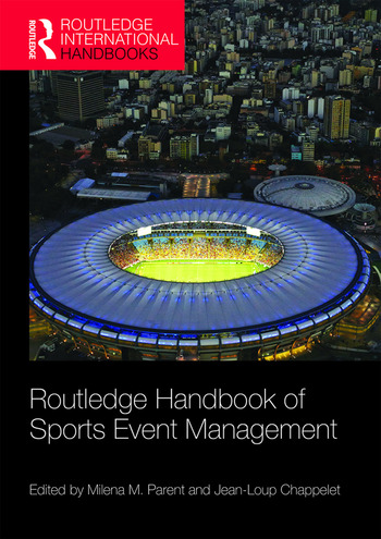 Routledge Handbook of Sports Event Management book cover