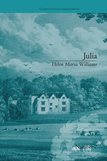 Julia by Helen Maria Williams book cover
