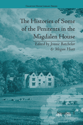 The Histories of Some of the Penitents in the Magdalen House book cover