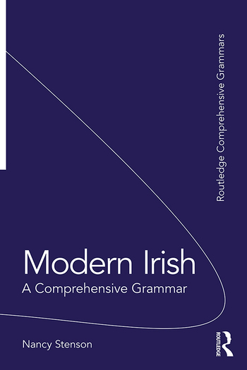 Modern Irish A Comprehensive Grammar book cover