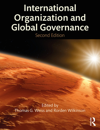 International Organization and Global Governance book cover