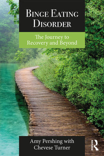 Binge Eating Disorder The Journey to Recovery and Beyond book cover