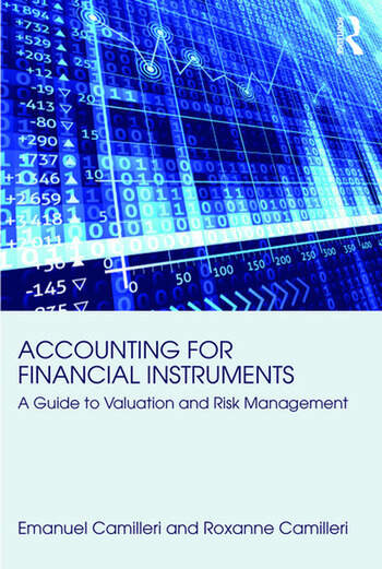 Accounting for Financial Instruments A Guide to Valuation and Risk Management book cover