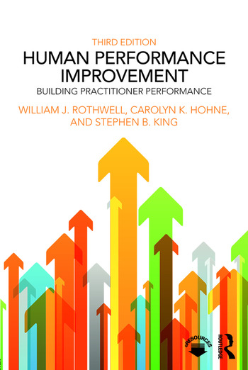 Human Performance Improvement Building Practitioner Performance book cover