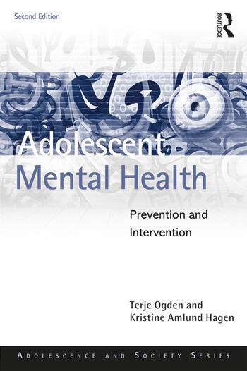 Adolescent Mental Health Prevention and Intervention book cover