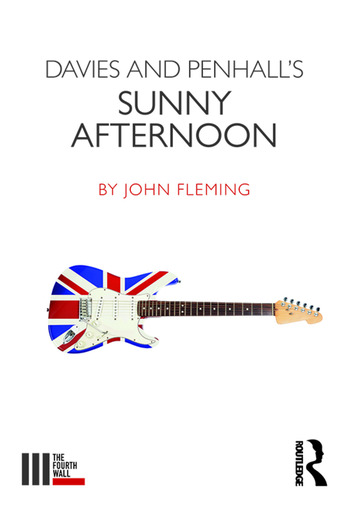 Davies and Penhall's Sunny Afternoon book cover