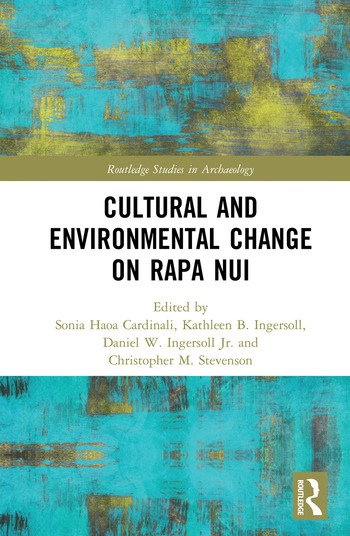 Cultural and Environmental Change on Rapa Nui book cover