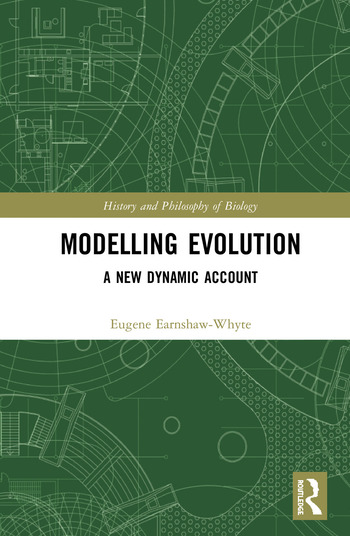 Modelling Evolution A New Dynamic Account book cover