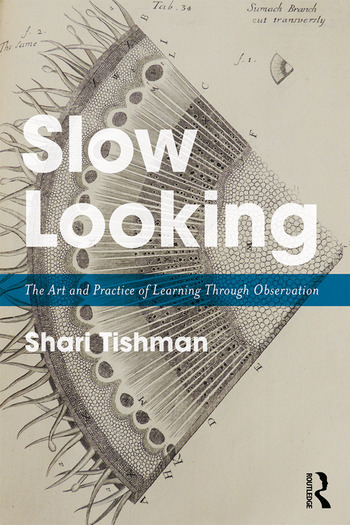Slow Looking The Art and Practice of Learning Through Observation book cover