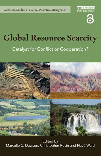 Global Resource Scarcity Catalyst for Conflict or Cooperation? book cover