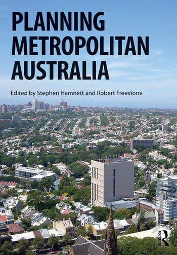 Planning Metropolitan Australia book cover