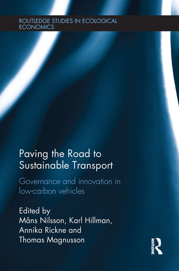 Paving the Road to Sustainable Transport Governance and innovation in low-carbon vehicles book cover