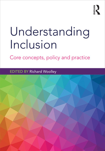 Understanding Inclusion Core Concepts, Policy and Practice book cover
