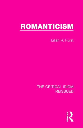 Romanticism book cover