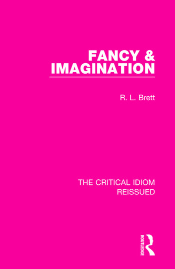 Fancy & Imagination book cover