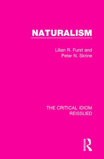Naturalism book cover