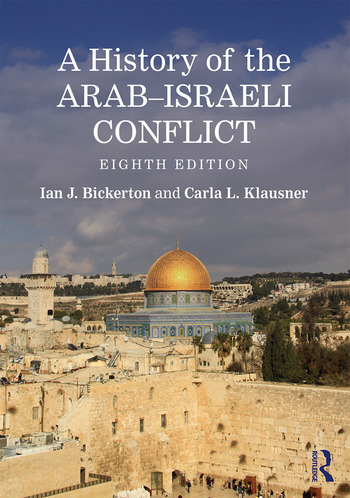 a history of the arab israeli conflict and political zionism