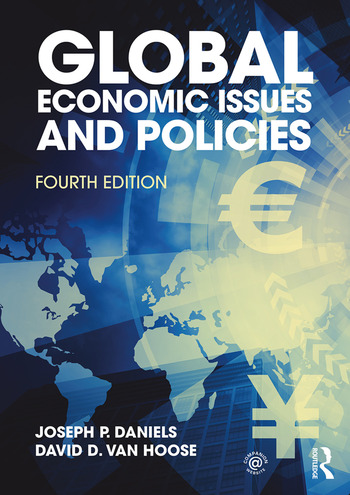 Global Economic Issues and Policies book cover
