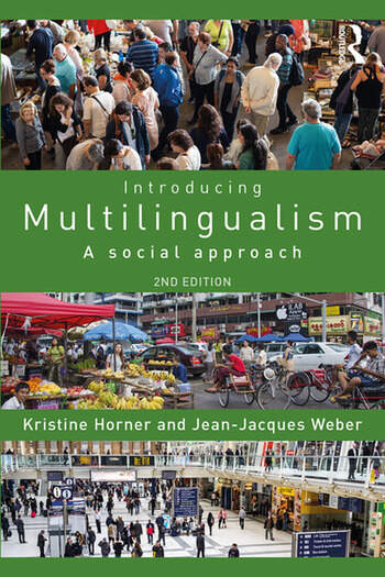 Introducing Multilingualism A Social Approach book cover