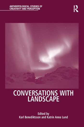 Conversations With Landscape book cover