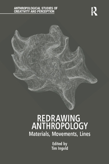 Redrawing Anthropology Materials, Movements, Lines book cover