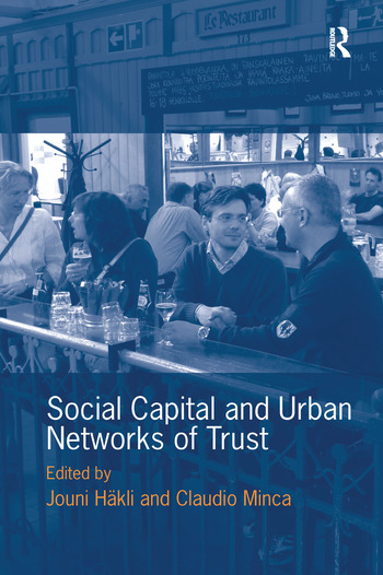 Social Capital and Urban Networks of Trust book cover