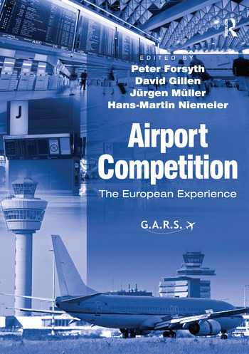 Airport Competition The European Experience book cover
