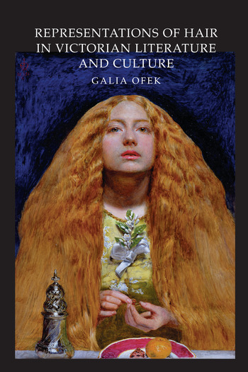 Representations of Hair in Victorian Literature and Culture book cover