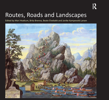 Routes, Roads and Landscapes book cover