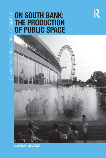 On South Bank: The Production of Public Space book cover