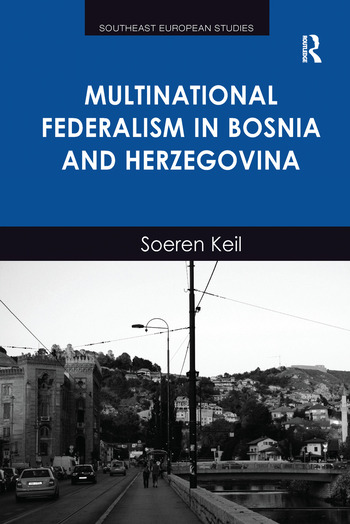 Multinational Federalism in Bosnia and Herzegovina book cover