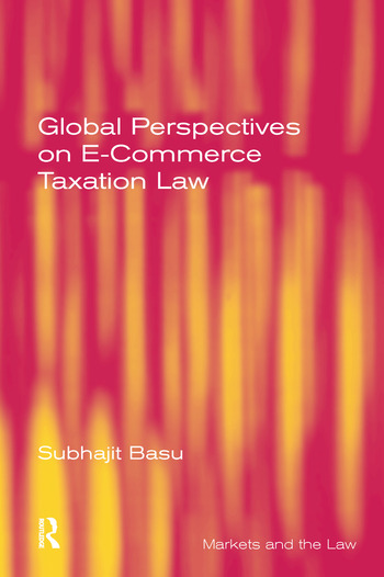 Global Perspectives on E-Commerce Taxation Law book cover