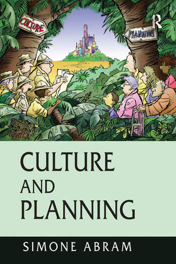 Culture and Planning book cover