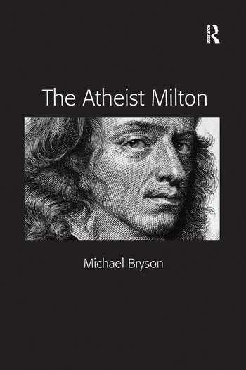 The Atheist Milton book cover