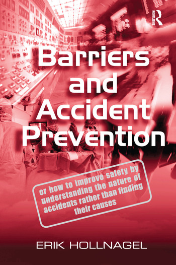 Barriers and Accident Prevention book cover