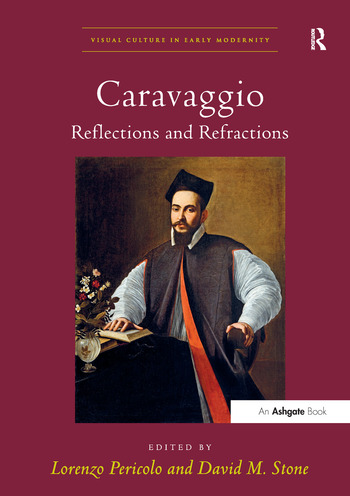 Caravaggio Reflections and Refractions book cover