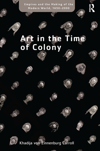 Art in the Time of Colony book cover