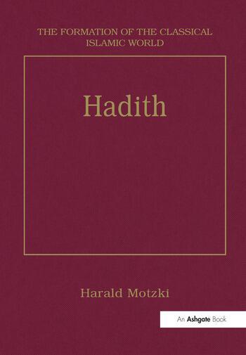 Hadith Origins and Developments book cover
