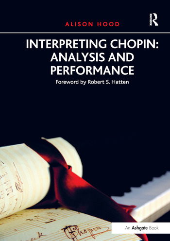 Interpreting Chopin: Analysis and Performance book cover
