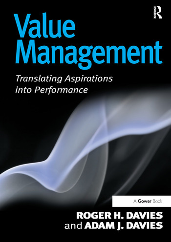 Value Management Translating Aspirations into Performance book cover
