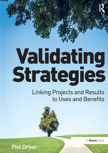 Validating Strategies Linking Projects and Results to Uses and Benefits book cover