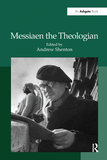 Messiaen the Theologian book cover