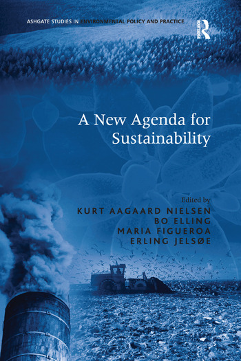 A New Agenda for Sustainability book cover