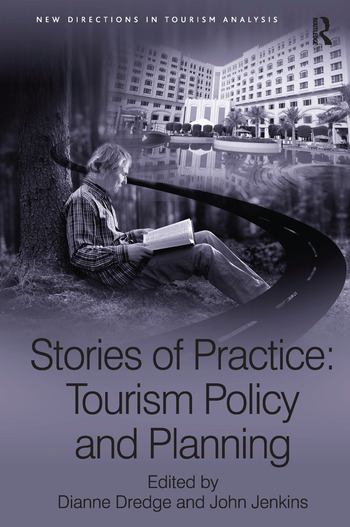 Stories of Practice: Tourism Policy and Planning book cover