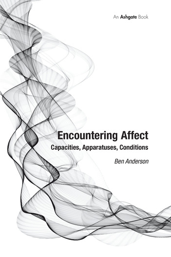 Encountering Affect Capacities, Apparatuses, Conditions book cover