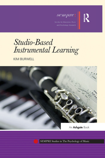 Studio-Based Instrumental Learning book cover